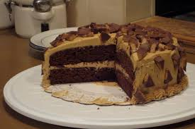 cooker chocolate peanut butter cake