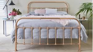 Harveys Bed Frames Buy Shelby Bed Gold Harvey Norman Au