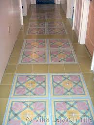 floor designs encaustic cement tile floor design ideas villa lagoon tile