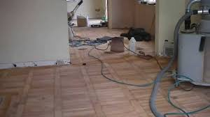 bringing parquet flooring back to