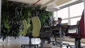the indoor office garden navy yard urban gardener video youtube