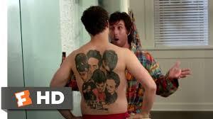 that u0027s my boy 2012 back tattoos scene 4 10 movieclips
