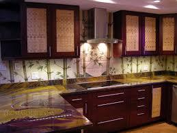 kitchen backsplash adorable hand painted tile backsplash back