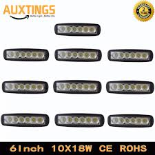 10 Watt Led Light Bar by Aliexpress Com Buy 10pcs Free Shipping 6