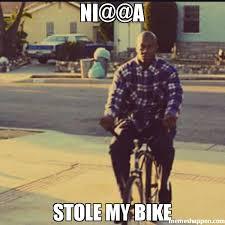 Bike Meme - ni a stole my bike meme debo 33310 memeshappen