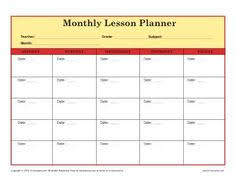 daily multi subject lesson plan template with time elementary