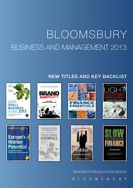 bloomsbury business and management books by bloomsbury publishing