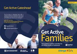 get active family activites kelvin grove primary school