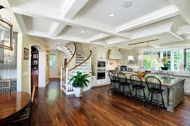 Coffered Ceiling Lighting by Staircase Ceiling Lighting Kitchen Rustic With Coffered Ceiling