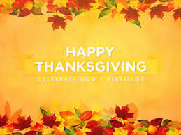 happy thanksgiving blessings sermon powerpoint community
