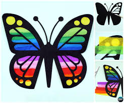 kid diy butterfly crafts ideas and projects
