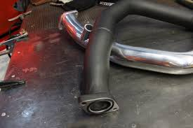nissan 350z muffler delete does the 2015 wrx need an upgraded intercooler part 4 charge