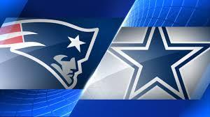 Cowboys Flag Pats Vs Cowboys 2017 Sound Bites Grill