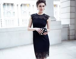 black dresses for a wedding guest be the best dressed wedding guest lbd