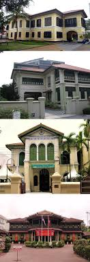 j dische k che colonial vernacular houses of java malaya and singapore in the