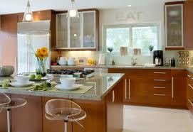 elegant cherry wood kitchen cabinet doors taste