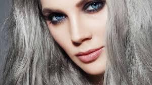 silver hair how to get a fresh silver hair color l oréal