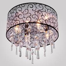 lightinthebox elegant crystal chandelier with 4 lights modern