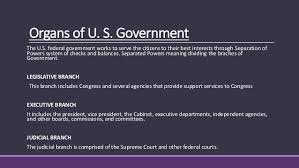 The President S Cabinet Includes Governance Of Usa