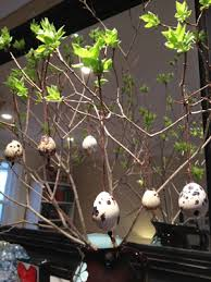 Easter Decorations Tree by Make Your Own Easter Tree With Quail Egg Decorations