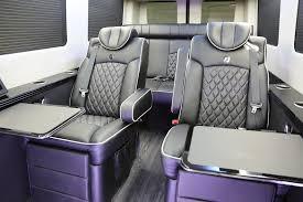 Sprinter Bench Seat Pre Owned Bespoke Coaches For Sale Mercedes Benz Sprinter Van