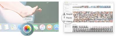 how to use places in the photos app on mac imore