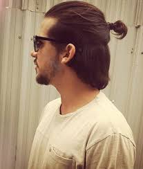 japanese samurai hairstyle fade haircut