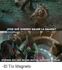 Magneto Meme - iporque soy uno de los idiotas queviven enellat el tío magneto