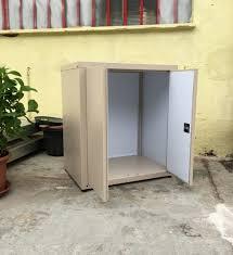 armadio lamiera armadio ad ante battenti in lamiera modello basso manufatti