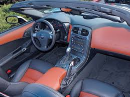 2008 corvette interior 2008 chevrolet corvette our drive in the newly updated c6