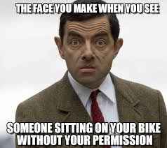 That Face You Make When Meme - the face you make when you see mr bean meme on memegen