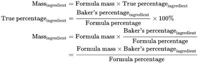 Table Sugar Formula Baker Percentage Wikipedia