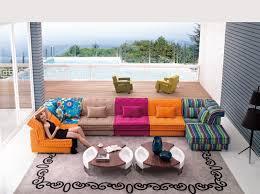 canapé design pas cher tissu canape en tissu design maison design wiblia com