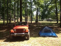 lj jeep lj camping