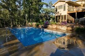 Swimming Pool Narrow Side Yard Google Search Best  Swimming - Backyard swimming pool design