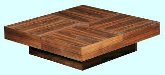 square leather coffee table get stylish living rooms with square