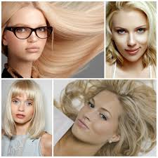 new blonde hair color inspiration u2013 best hair color trends 2017