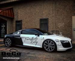 white wrapped cars audi wrapped up nice in 3m 1080 satin pearl white u0026 gloss black by
