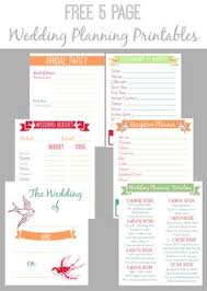 brides and grooms can plan the colors themes and ceremony and