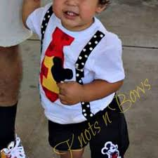 mickey mouse 1st birthday boy boys mickey mouse birthday tshirt black shorts 1st