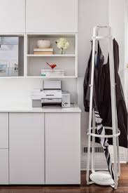 Office Organizer Wall Home Office Nice Looking Office Room Using White Wall Shelf And