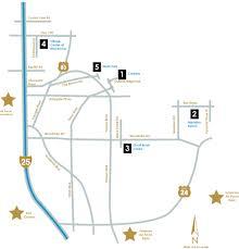 Colorado Springs Colorado Map by Colorado Springs New Community For Sale Campbell Homes