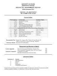 geol102 syllabus winter 2013 pdf geology rock geology