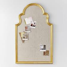 pin board arch pinboard gold pbteen