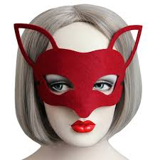 online buy wholesale red fox mask from china red fox mask
