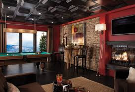 coffered ceiling armstrong ceilings residential
