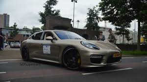 techart porsche panamera porsche panamera turbo s w techart exhaust brutal sounds youtube