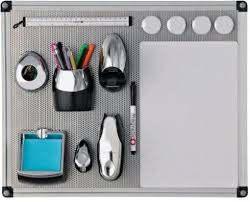 Magnetic Desk Organizer Axcess Npnet4050 Magnetico More Desk Space Kit Organizer Kit