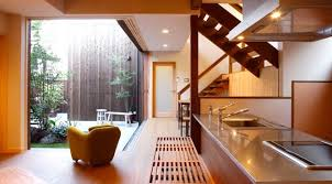 Japanese Kitchen Decorating Interior Design Ideasr Image - Japanese modern interior design