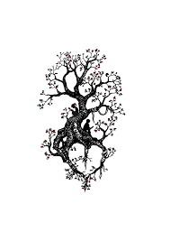 tree design with reading bl tree